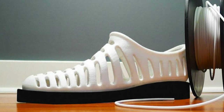Feetz の 3D プリントによる靴