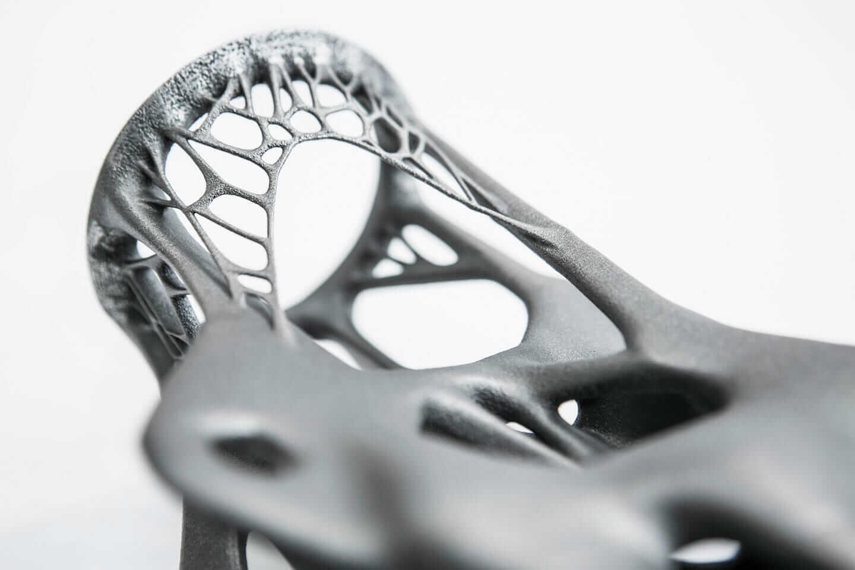 ジェネレーティブ デザイン 彫刻的ジョイント