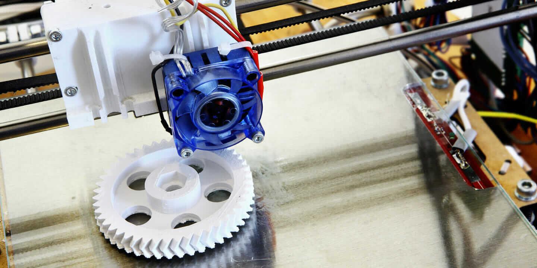 3D printing gear