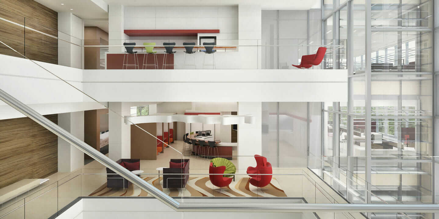 workplace of the future exxonmobile interior