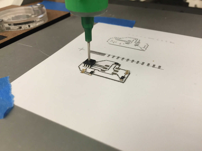 BotFactory Squink回路基板 circuit board