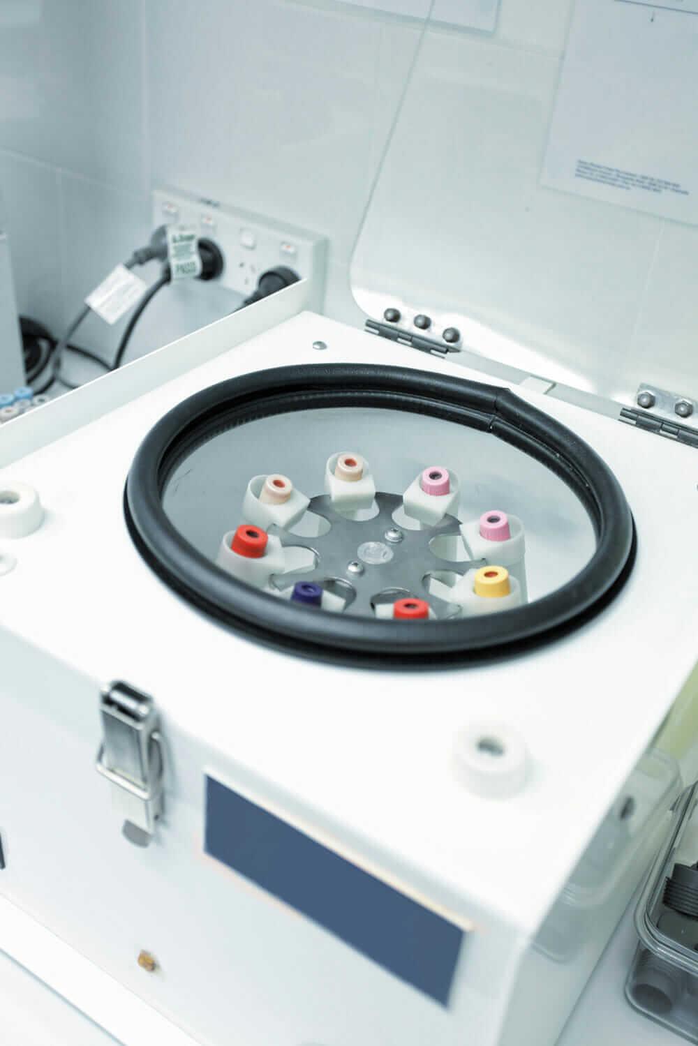 プラズマの回転する医療機器