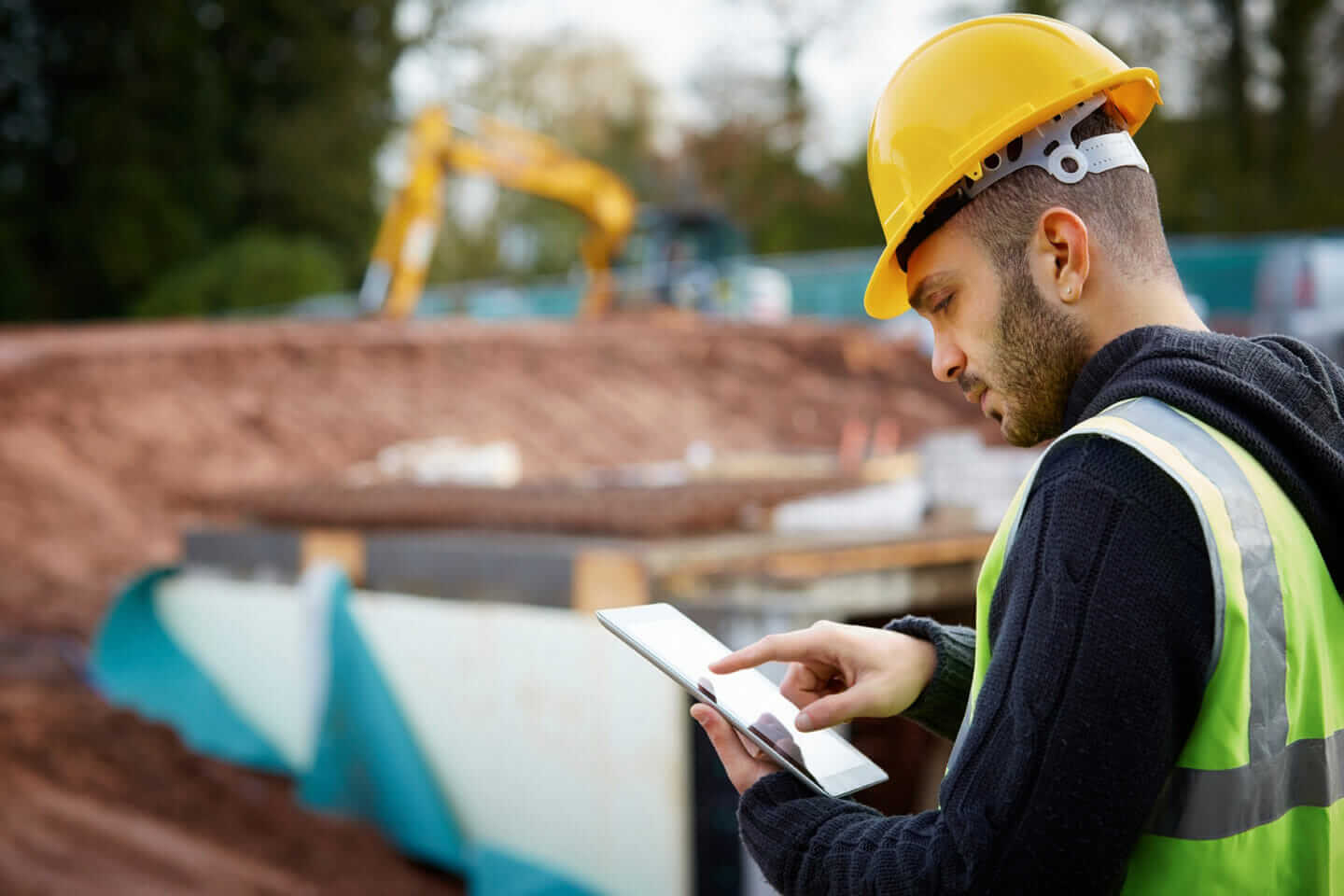 construction tablet work adoption