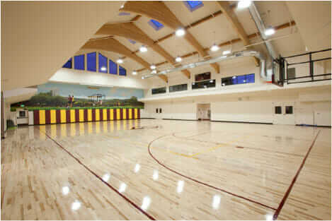 siena youth center leed certified