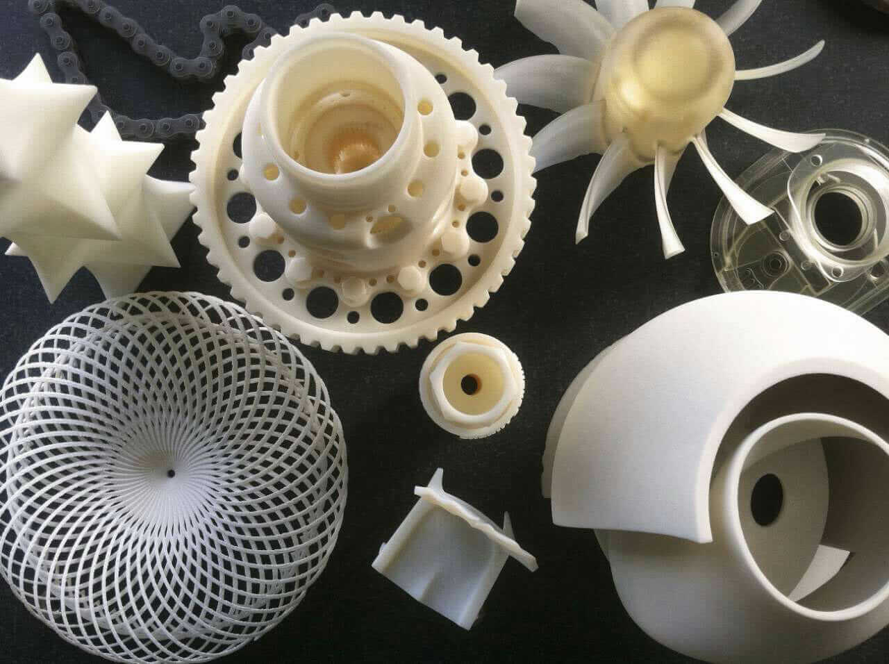 3d-printed objects