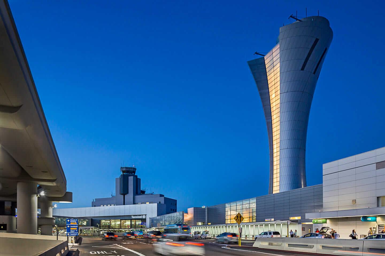 san francisco aiport air traffic control tower seismic design