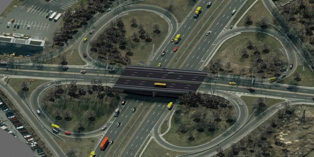 cloverleaf interchange gpi
