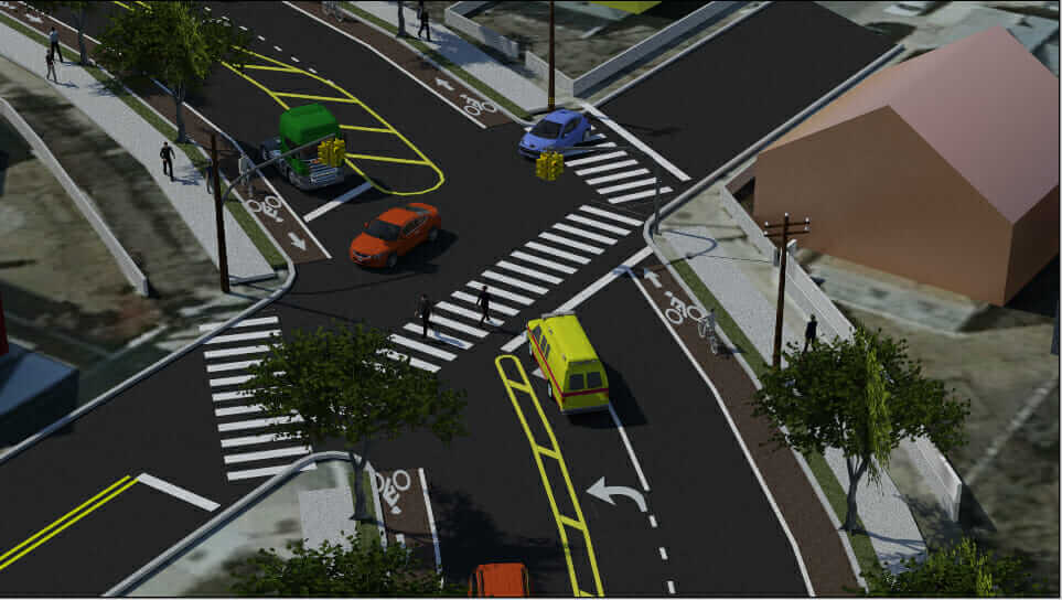 GPI roadway project