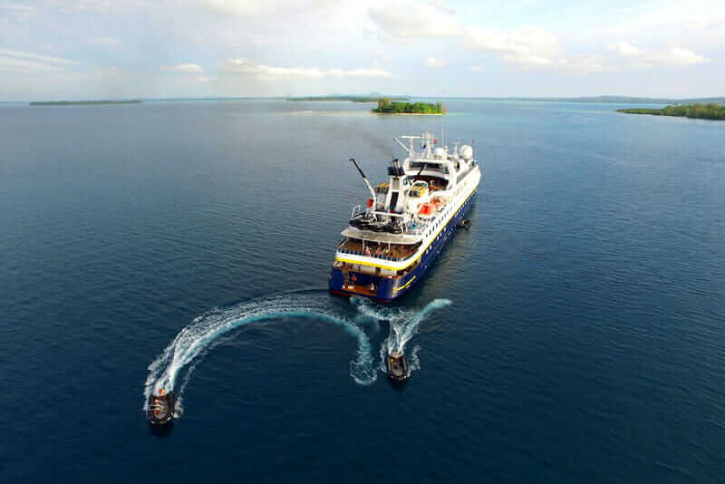 TED Mission Blue II expedition ocean conservation