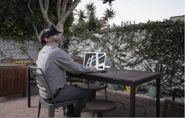 virtual-reality worlds