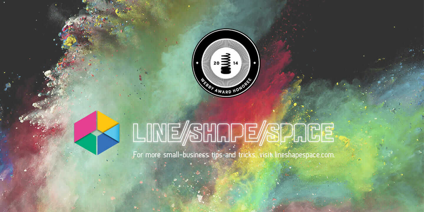 Line Shape Space : Webby awards honoree line shape space