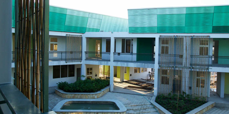 GHESKIO Tuberculosis Hospital