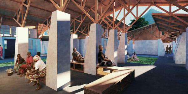 MASS Design Maternity Waiting Village