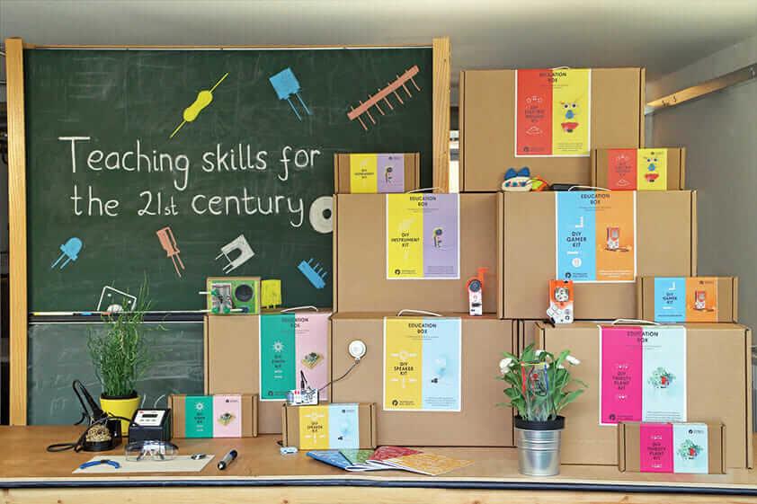 technology will save us education kits