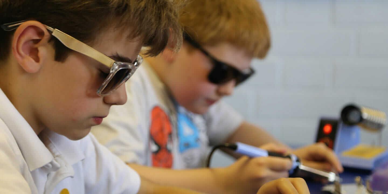technology will save us kids