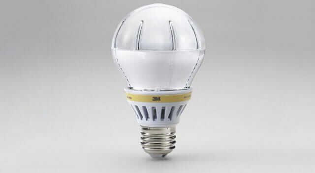 3m led advanced lightbulb