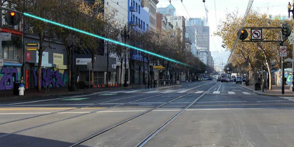 LightRail_Market_Street_Day