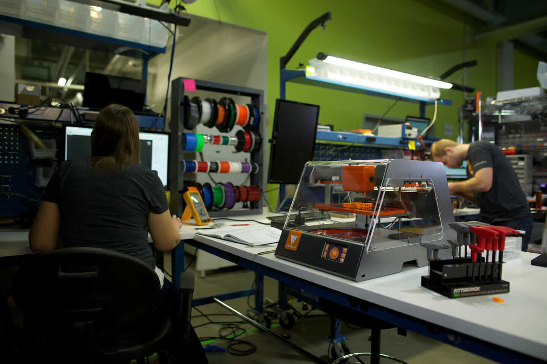 Voxel8 3D-electronics printer