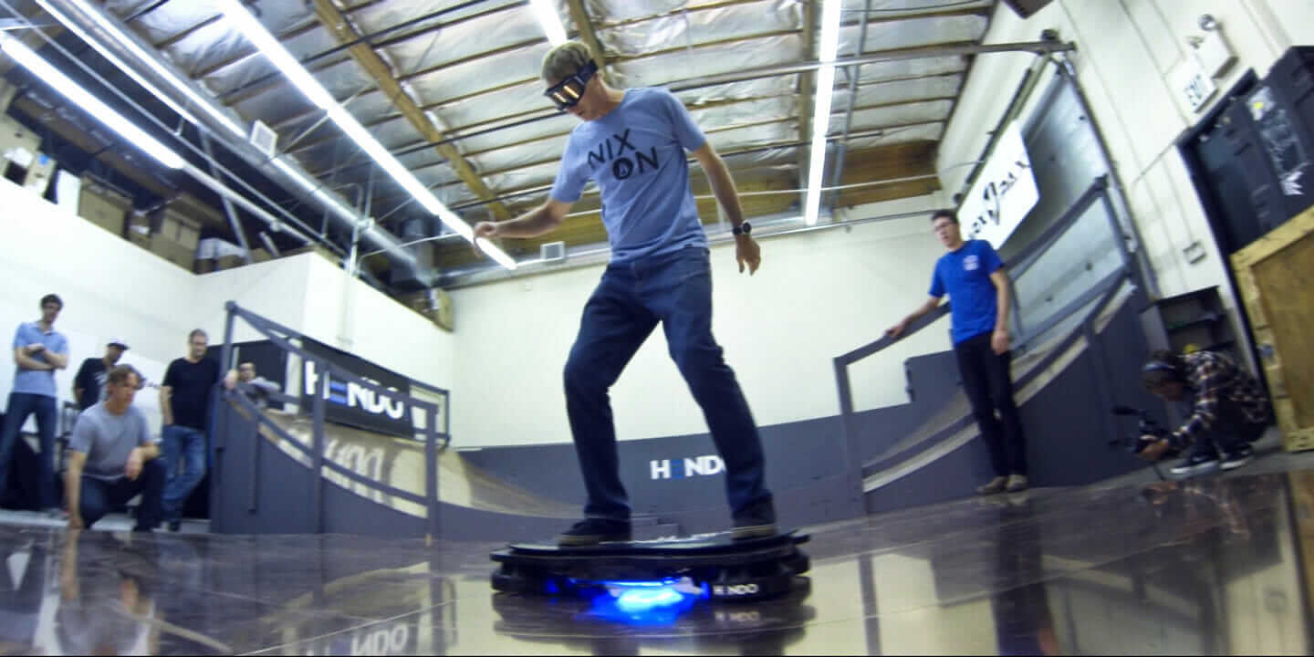 tony hawk riding hendo hovercraft