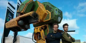MegaBots Aims to Bring Giant Fighting Robots to a Sports Arena Near You
