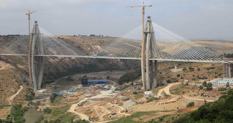bouregreg river bridge