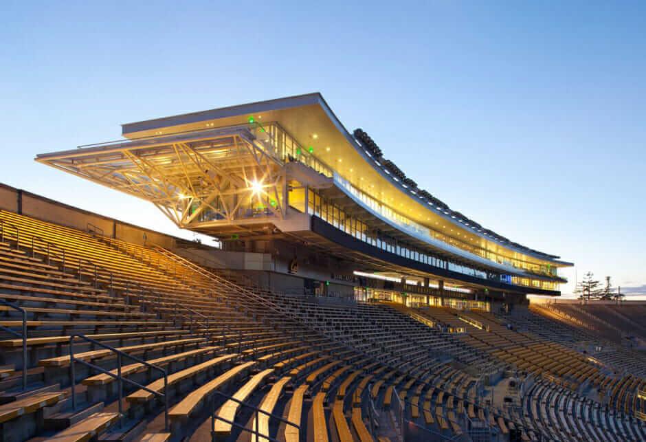 UC Berkeley California Memorial Stadium STUDIOS