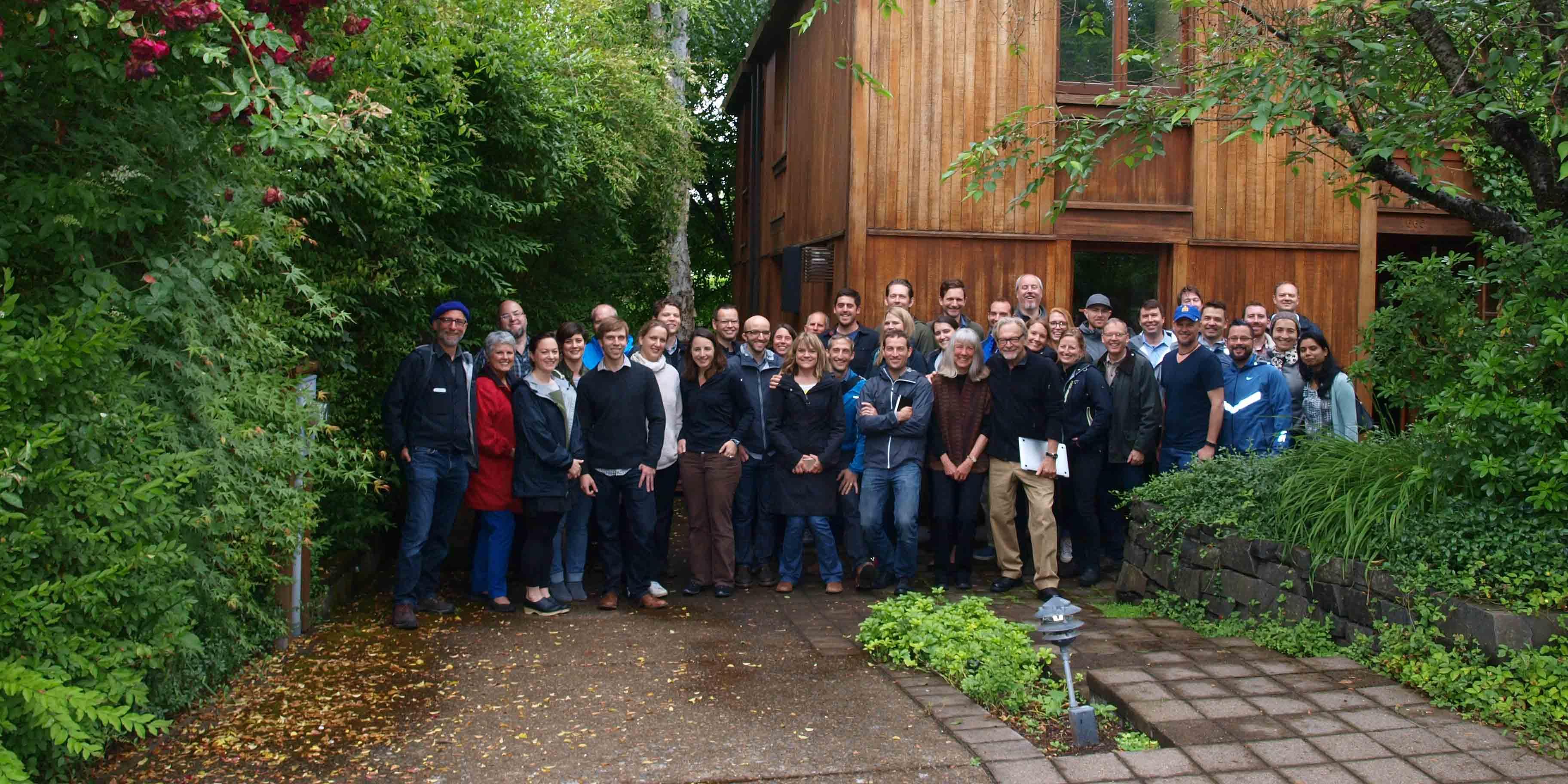 Hacker House architecture tour employee retention