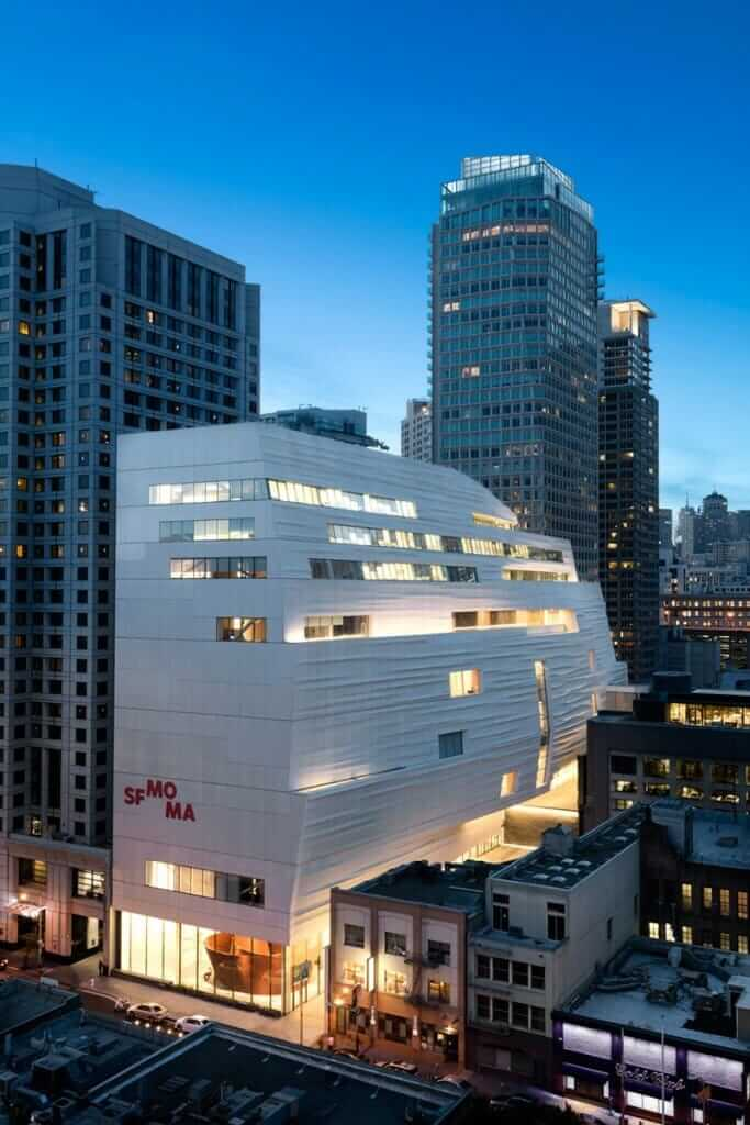 sfmoma expansion as seen from Howard Street