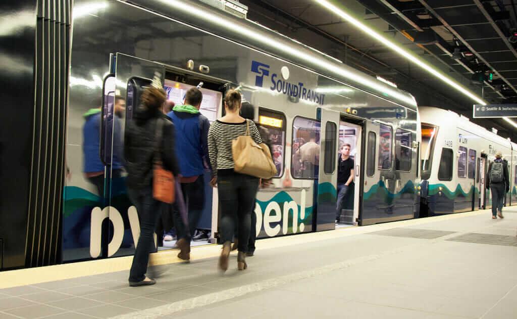 transit system sound transit u link opening