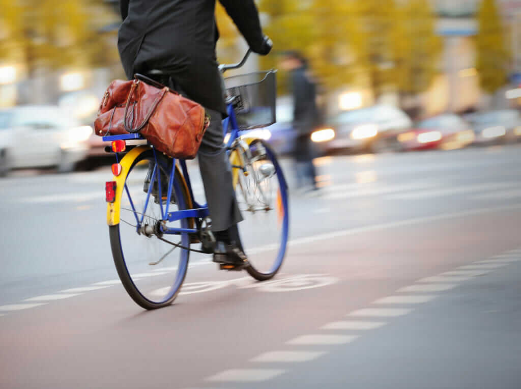 smart cities bike lanes