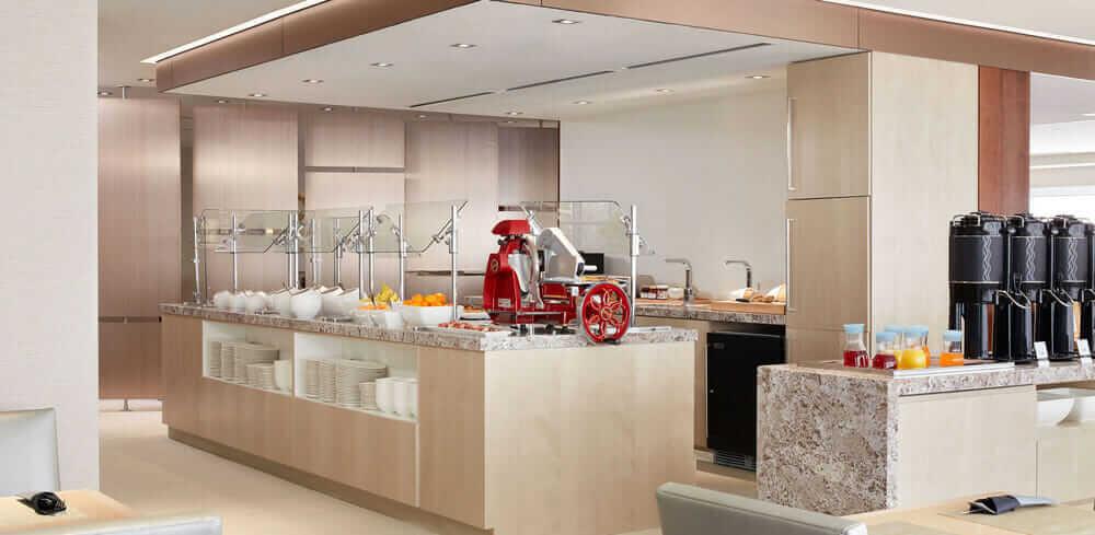 未来のホテル AC ホテル・シカゴ・ダウンタウン キッチン