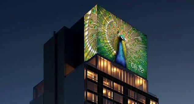 hotels of the future digital clock Renaissance