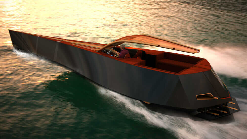 naval architecture Nimue 490 Timon Sager