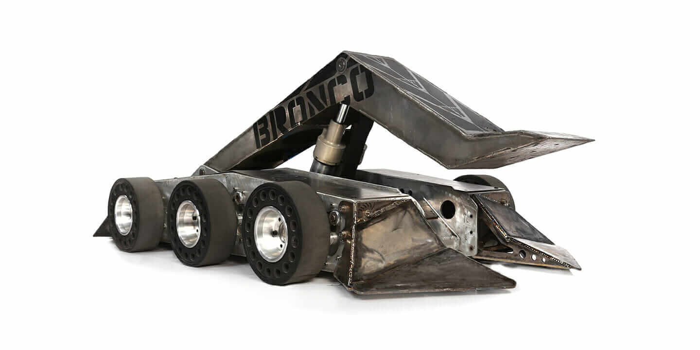 BattleBots Bronco by Interia Labs