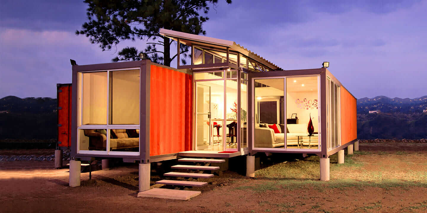 storage container houses out of the box will the shipping container home meet the 10040