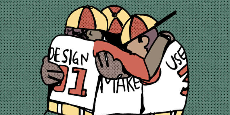プロダクト イノベーション プラットフォーム design make use huddle