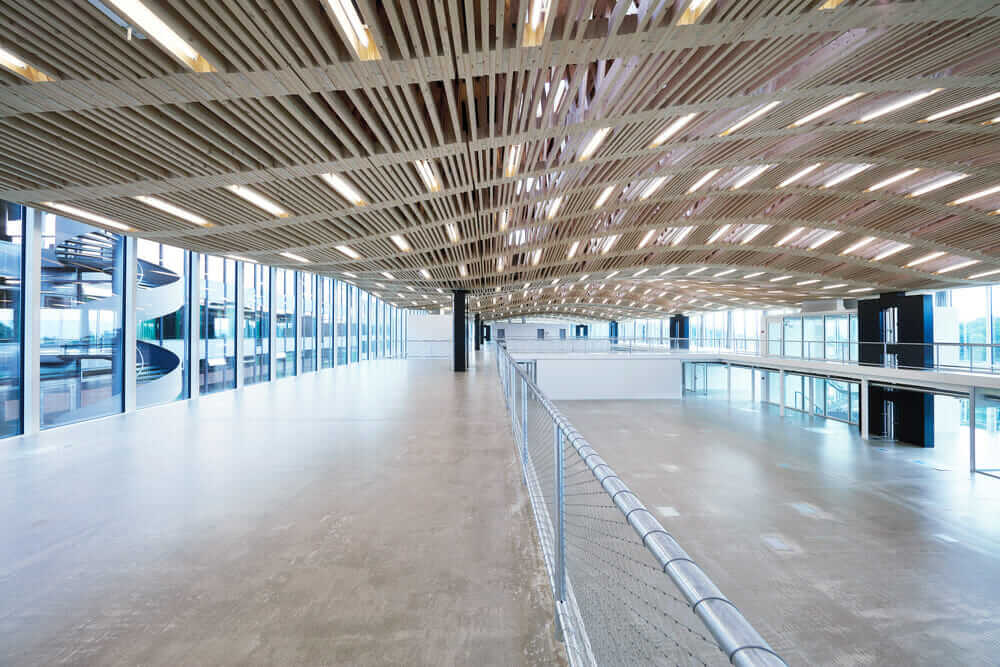 robotic fabrication in architecture SequentialRoof