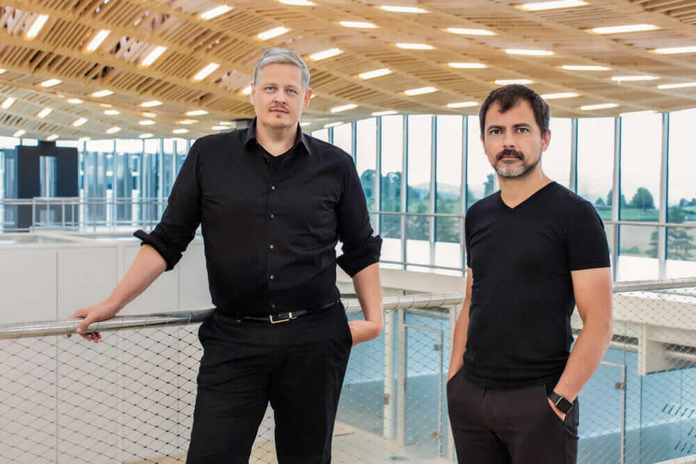 robotic fabrication in architecture Matthias Kohler and Fabio Gramazio