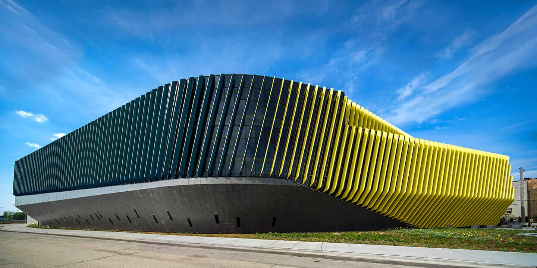 jgma el centro building