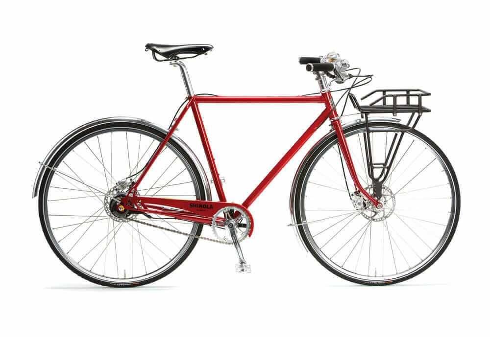 daniel caudill Shinola Runwell bicycle