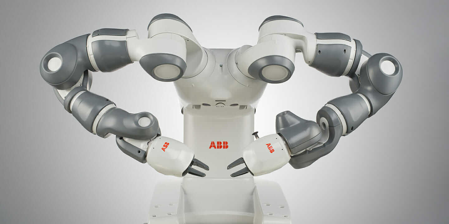 ABB's Collaborative Robot YuMi Just Wants to Get Along