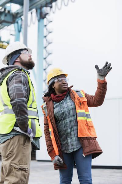 diversity in engineering people on-site