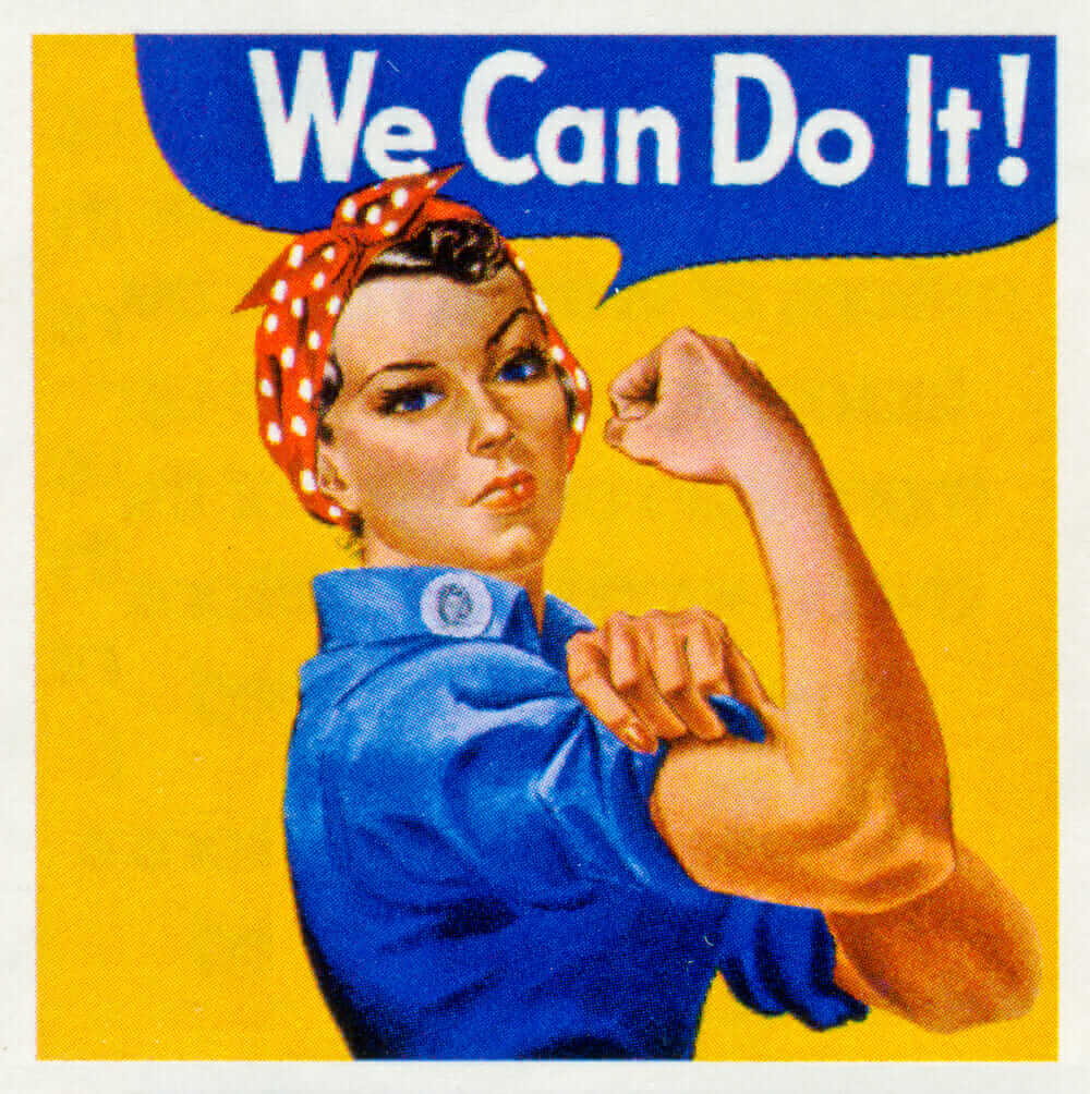 diversity in engineering rosie the riveter