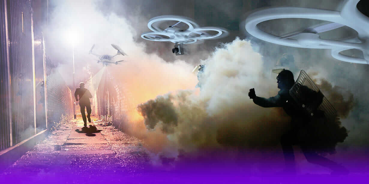 Drones in Police Work and the Future of Law Enforcement