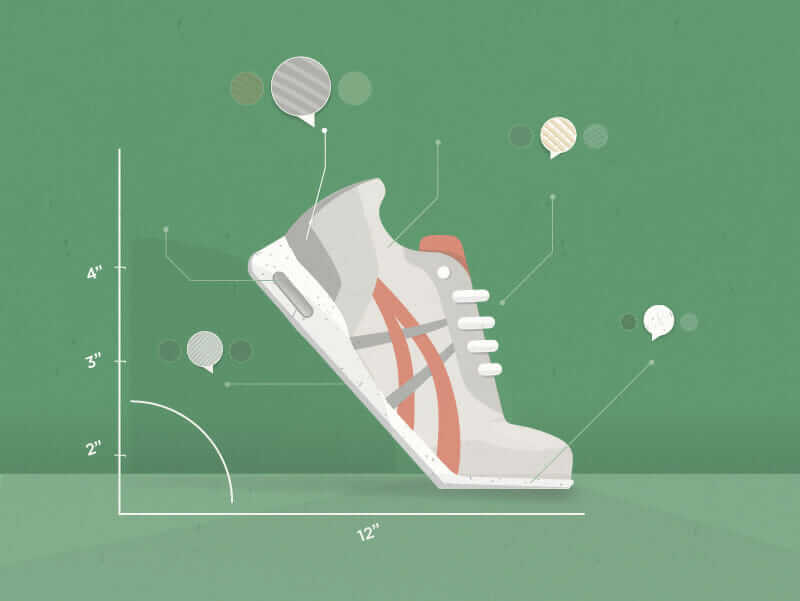 software competency shoe illustration