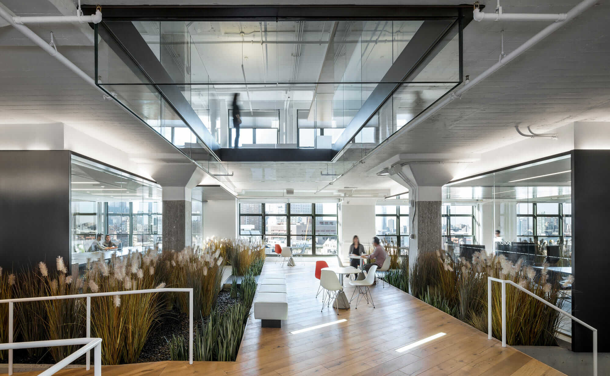 workplace design horizon media in new york