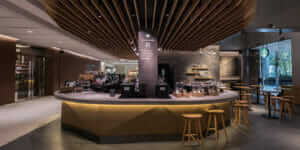 Starbucks Japan Pursues a Local Flair Through Design in BIM and VR