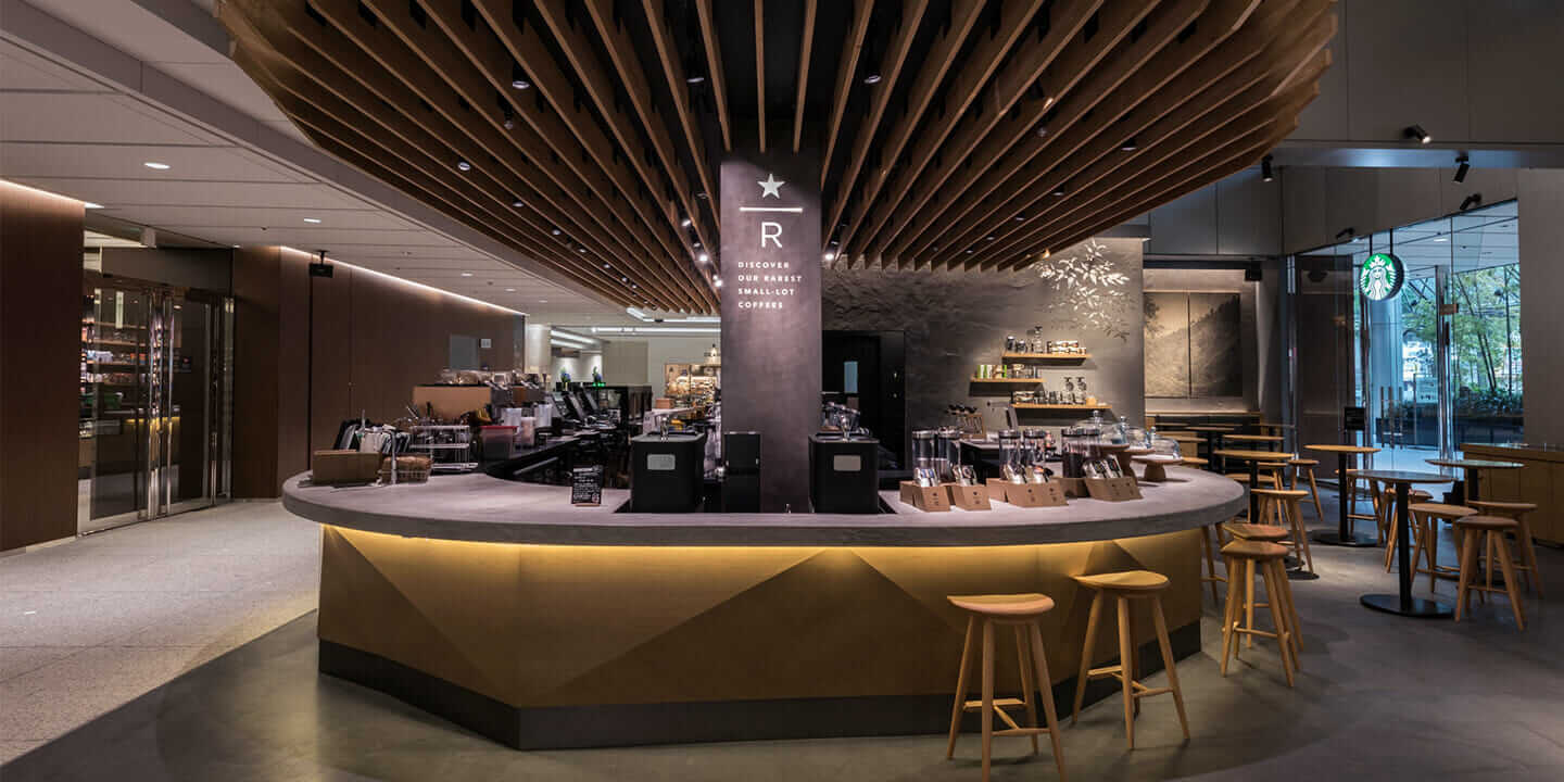 effect on starbucks store design on We strive to reduce the impact our stores have on the environment and this  commitment influences almost every aspect of how we approach design and.