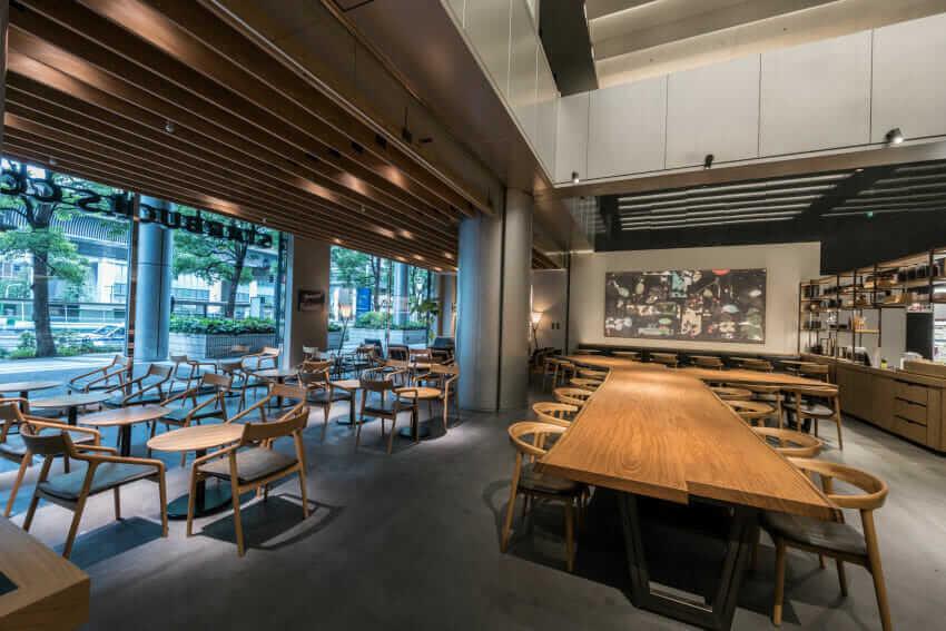 starbucks japan pursues a local flair through design in