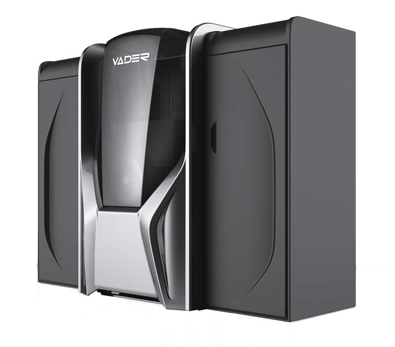Vader Systems Mark 1 metal additive manufacturing system